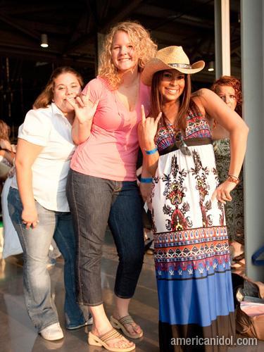American Idol Season 9 Dallas Auditions Three Girls