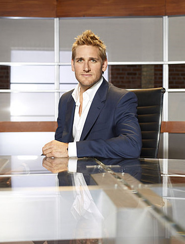 Curtis Stone could break hearts with one look