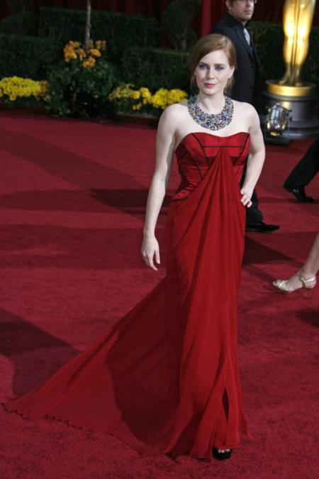 Amy Adams at the 2009 Oscars