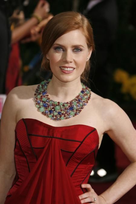 Amy Adams at the 81st Annual Academy Awards