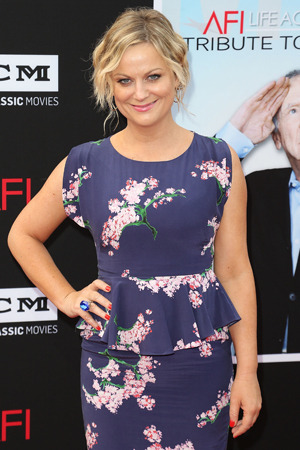 Amy Poehler on how she relaxes