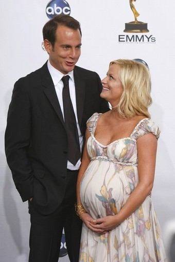 will arnett and amy poehler. Amy Poehler and Will Arnett