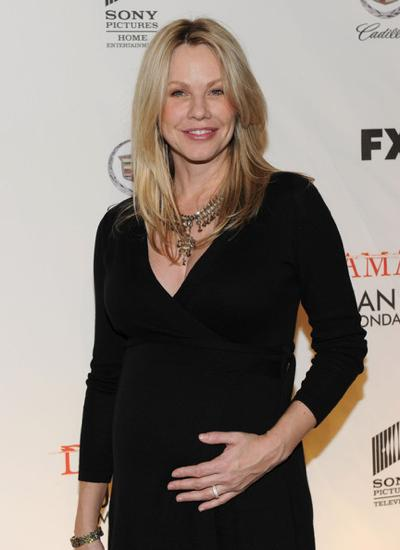 It's a Girl for Andrea Roth!