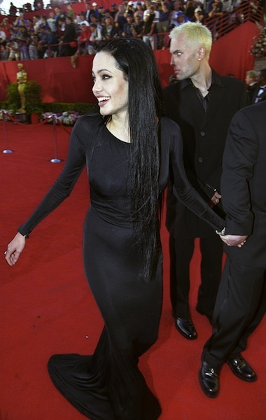 Angelina Jolie and James Haven