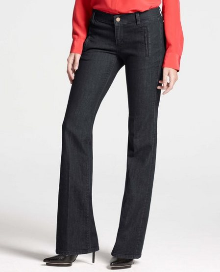 Modern Denim Trousers