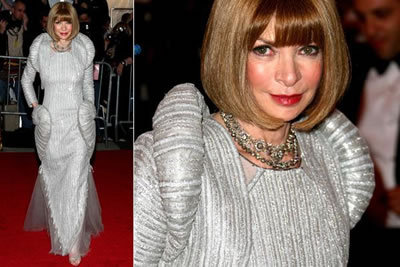 Worst Dressed: Anna Wintour