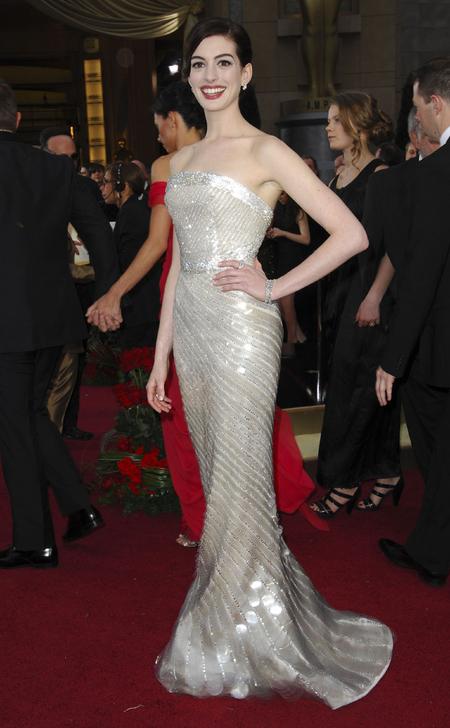 Anne Hathaway - 2009 Oscars
