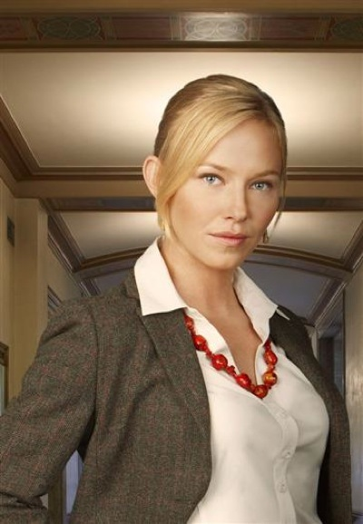 Kelli Giddish as Annie Frost in Chase
