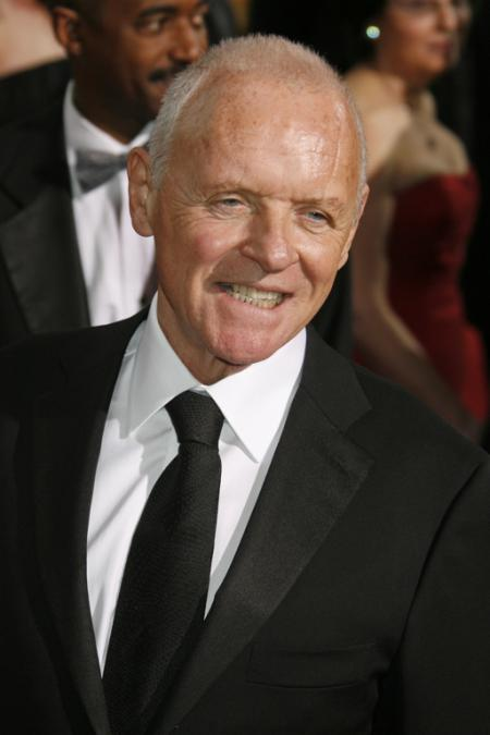 Sir Anthony Hopkins at the 81st Annual Academy Awards