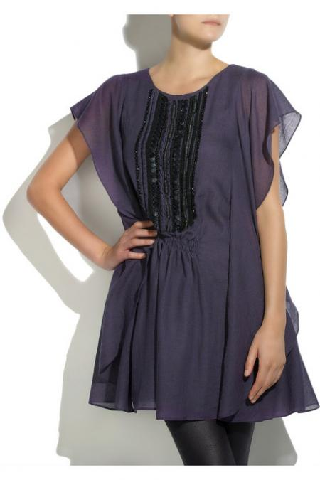 Antik Batik wool dress