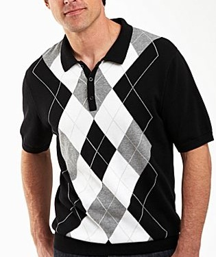 Recreate Tim's Argyle Look