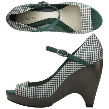 Ashland Mary Jane Wedge