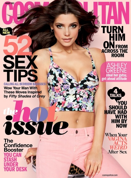 Ashley Greene, Cosmo