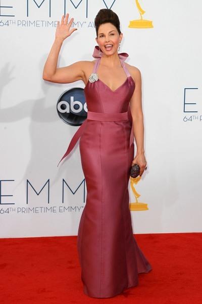 Ashley Judd at prom..Er the Emmy Awards