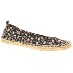 ASOS Lowdown Espadrille Canvas Pumps