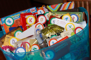 A to Z Gift Basket
