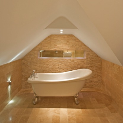 Attic bath