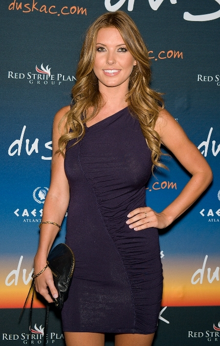 DWTS new cast? Audrina Partridge