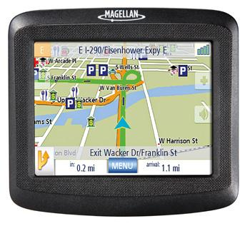 Auto GPS Unit