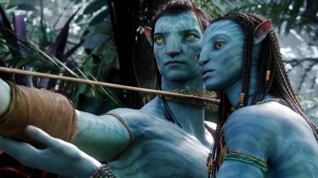 "Best motion picture of the year nominee ""Avatar"""