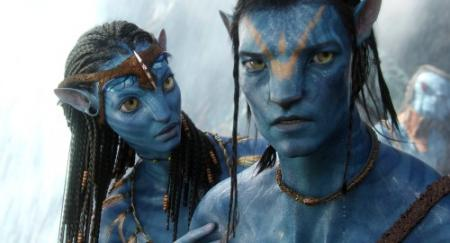 """Best motion picture of the year nominee """"Avatar"""""""