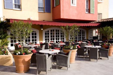 Hotel Byblos in Saint Tropez