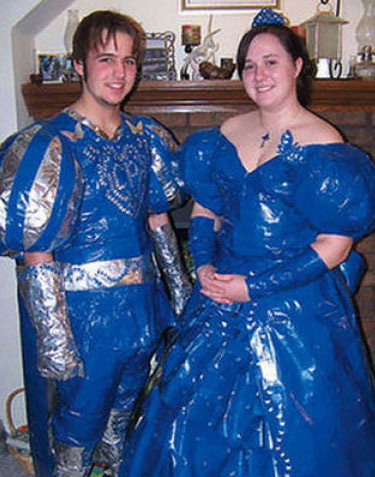One of a kind prom photo