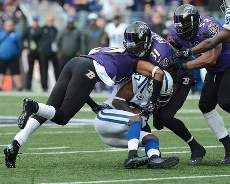 Baltimore Ravens: Cary Williams