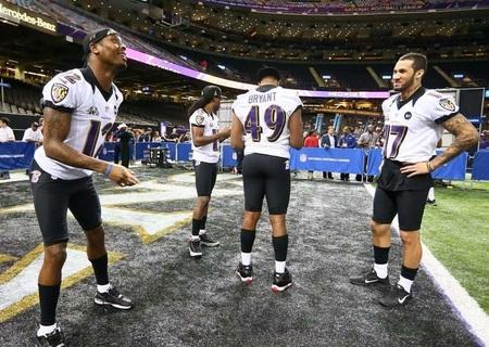 Baltimore Ravens: D.J. Bryant