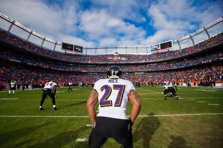 Baltimore Ravens: Ray Rice