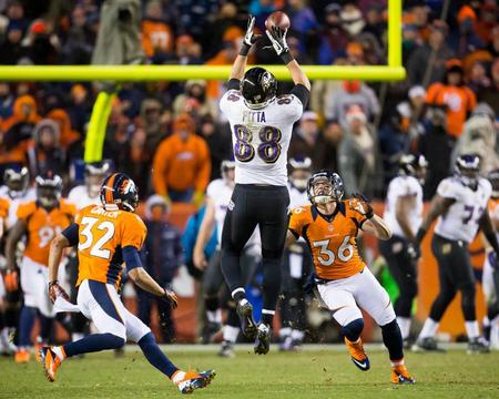 Baltimore Ravens: Dennis Pitta