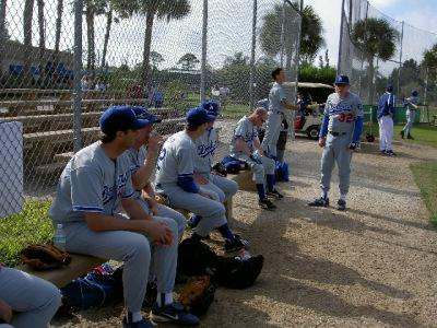 Baseball Fantasy Camp