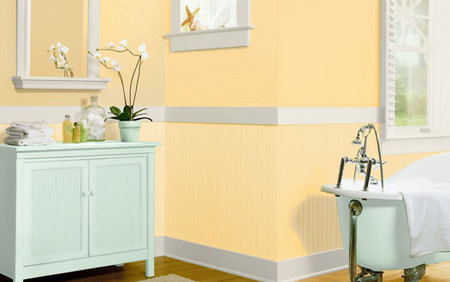301 moved permanently - Red and yellow bathroom ideas ...