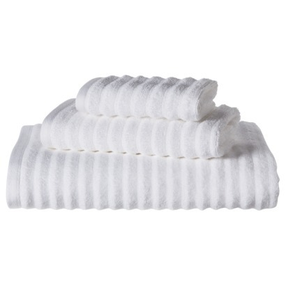 Threshold texture towel set