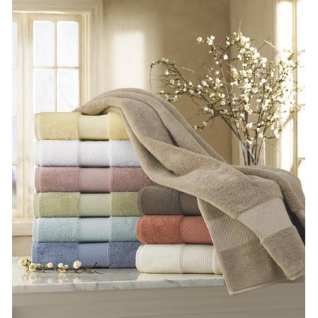 Elegant 6 piece towel set