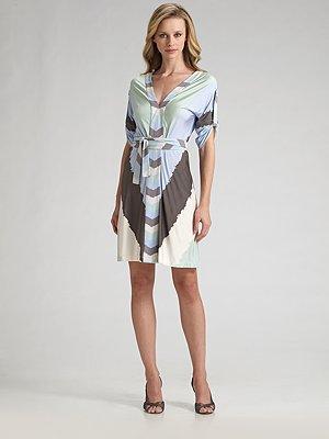BCBGMAXAZRIA Kimono Dress