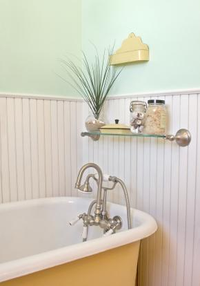 Beach themed decorating ideas dream house experience for Beach themed bathroom decor