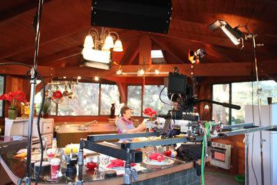 Corner Kitchen - Behind the scenes