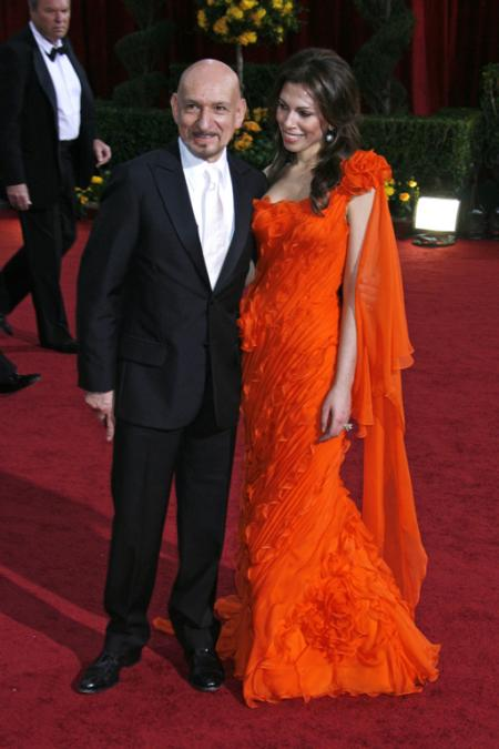 Sir Ben Kingsley at the 81st Annual Academy Awards