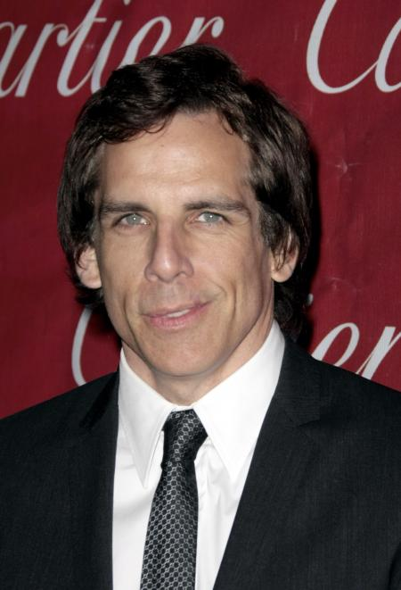 A close-up of Ben Stiller