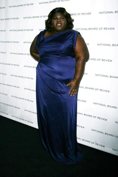 "Gabourey Sidibe in ""Precious"""