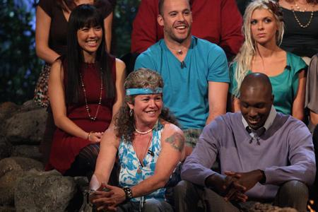 Best Survivor: Samoa (19) Moments Shambo and Jaison at Finale