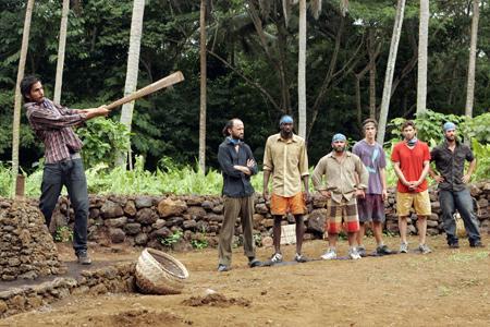 Best Survivor: Samoa (19) Moments First Individual Immunity Idol Challenge