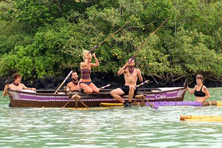 Best Survivor: Samoa (19) Moments Galu Fishing