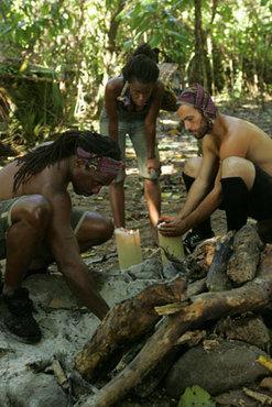 Best Survivor: Samoa (19) Moments Galu Building a Fire