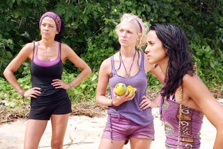 Best Survivor: Samoa (19) Moments Birth of the Girls Alliance