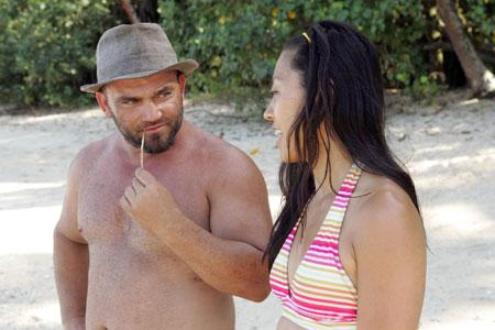 Best Survivor: Samoa (19) Moments Russell H. and Elizabeth