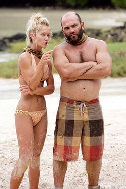 Best Survivor: Samoa (19) Moments Russell H. and Natalie