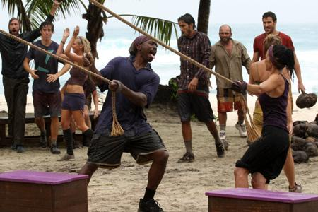 Best Survivor: Samoa (19) Moments Russel H. Sticking Out Tongue