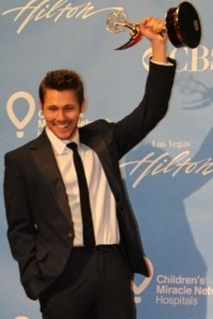 Scott Clifton -- Outstanding Younger Actor winner